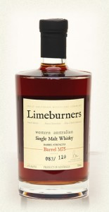Limeburners Single Malt Barrel Strength Whisky M75