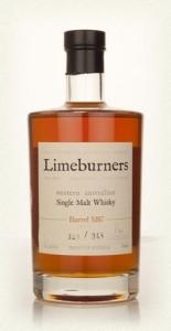 Limeburners Single Malt Whisky - M87